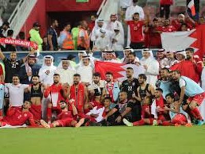 صورة منتخب البحرين يتوج لأول مره في تاريخه بطلاً لخليجي 24