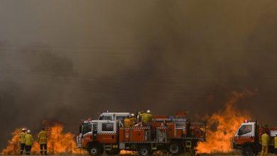صورة هل ستجبر حرائق الغابات الحكومة الاسترالية على التراجع عن وعودها الانتخابية ؟