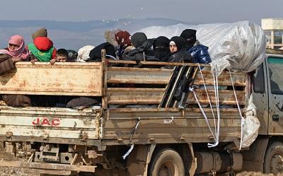 صورة الأمم المتحدة تحذر من كارثة انسانية في سوريا