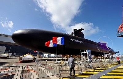صورة استراليا وفرنسا تتفقان على المضي  لتنفيذ صفقة لبناء 12 غواصة حربية