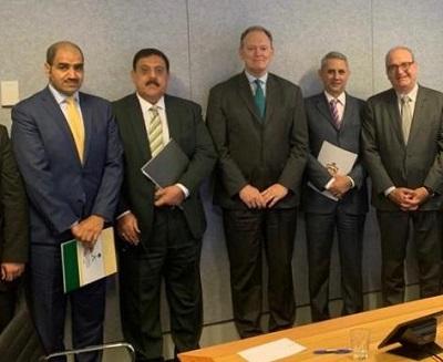 صورة مجلس السفراء العرب في كانبرا يرفض صفقة القرن