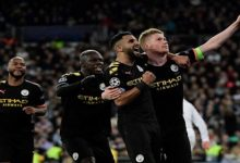 Photo of في دوري ابطال اوروبا مانشتر سيتي يفوز على ريال مدريد وليون  على يوفنتس