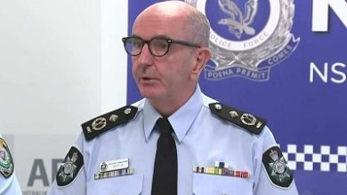 صورة الشرطةالاسترالية توجه  تهمة الإرهاب لرجل في ولاية نيو ساوث ويلز