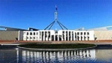 صورة تعليق جلسات البرلمان الفدرالي بسبب وباءكورونا
