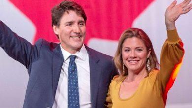 صورة شفاء صوفي ترودو زوجة رئيس وزراء كندا