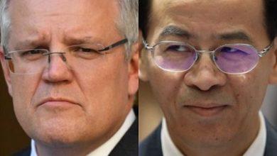 صورة وباء كورونا يسبب أزمة سياسية  بين الصين واستراليا