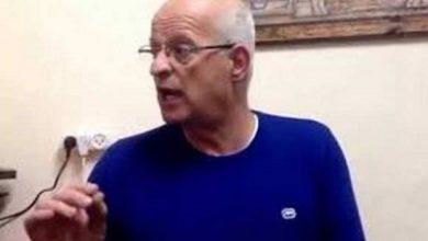 """صورة """" وطن برس """" تحاور الدكتور الفلسطيني  بشارة مرجية"""