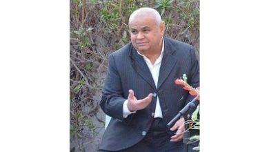 صورة رحيل الصحفي العراقي ريسان الفهد