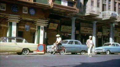 صورة رحلة في ذاكرة شارع الرشيد