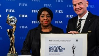 Photo of أستراليا ونيوزلندا يستضيفان مونديال السيدات لكرة القدم عام  2023