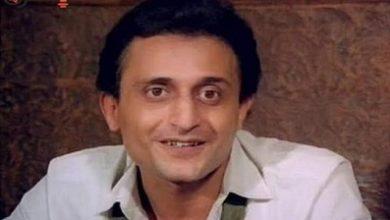 صورة الاعلان عن وفاة الفنان المصري محمود مسعود