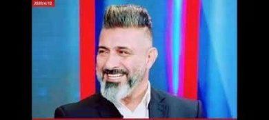 صورة رحيل الكابتن علي هادي أثر أصابته بفيروس كورونا