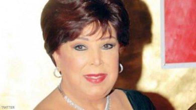 صورة رحيل الفنانة المصرية رجاء الجداوي  أثر أصابتها بفيروس كورونا
