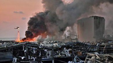 صورة تحقيقات في العراق حول المتفجرات المخزنة