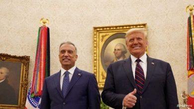 """صورة البيت الابيض :العلاقات الأميركية العراقية  """"شراكة استراتيجية"""" بين البلدين"""