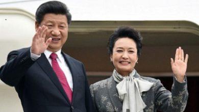 صورة سيدة الصين الأولى تدعو إلى المساواة بين الجنسين، ووضع حد للفقر