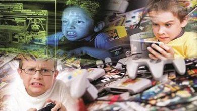 صورة الأطفال والإدمان على الألعاب الإلكترونية في زمن الكورونا