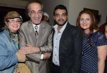 صورة رحيل النجم العربي محمود ياسين