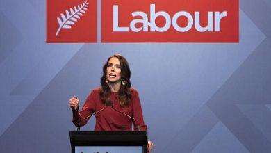 صورة حزب العمال في نيوزلندايحقق  فوزاً ساحقاً في الانتخابات العامة