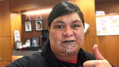 صورة أول وزيرة خارجية في نيوزلندا من السكان الاصليين