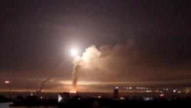 صورة خلية الأعلام الأمني تعلن أستشهاد  طفلة وإصابة 5 أخرين جراء هجوم بـ7 صواريخ على بغداد