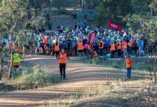 صورة تمتع برياضة المشي في بارك ران في جنوب العاصمة  كانبرا