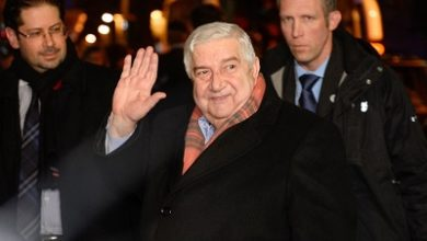 صورة وفاة الدبلوماسي المخضرم السوري وليد المعلم عن عمر 79 عاماً