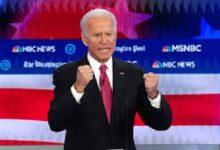 صورة جو بايدن يفوز بالانتخابات الأمريكية ليصبح الرئيس السادس والأربعين للولايات المتحدة