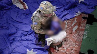 صورة سكوت مورسن يطالب بكين بالاعتذار على نشر صورة تسئ لجنود استراليين