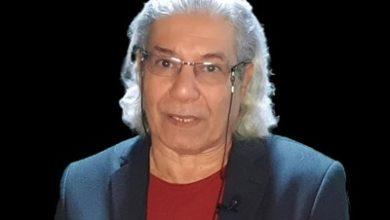 صورة الشاعر والروائي والكاتب المسرحي عبدالكريم العامري