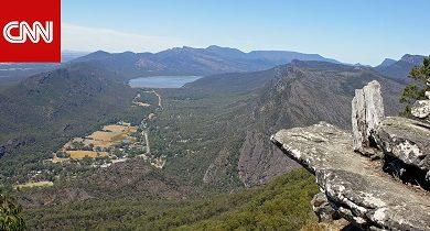 صورة أحذروا السيلفي ـ سقوط امرأة من فوق حافة منحدر في أستراليا