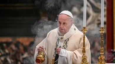 صورة البابا يزور العراق في مارس المقبل