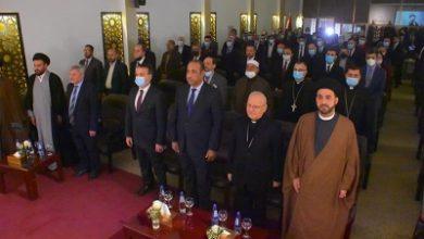 صورة العراق / منح جائزة هاني فحص لصناع السلام للكاردينال لويس ساكو