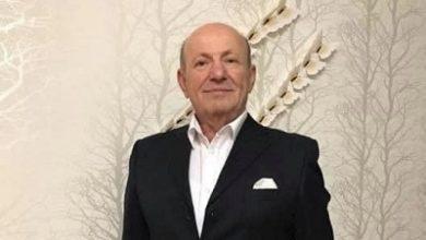صورة وفاة الطبيب الاخصائي العراقي سالم باكوس في احد مستشفيات السويد