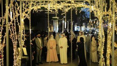 صورة في مهرجان دبي للتسوق مشروع الحي يقدم رحلة فنية ساحرة من الأضواء والخيال