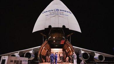 صورة أول مهمة فضائية تقودها دولة عربية لاستكشاف الكواكب