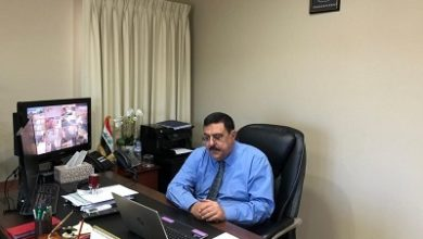 صورة العراق يشارك في الحلقة النقاشية حول اجراءات الحكومة النيوزلندية الخاصة بوباء كورونا