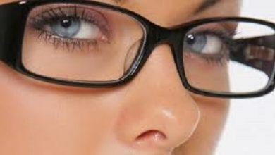 صورة دراسة : النظارات الطبية قد تحميك من كورونا ؟