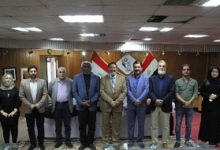 صورة المركزالثقافي في جامعة البصرة يوقع اتفاقية تعاون مشترك مع نقابة الفنانين العراقيين فرع البصرة