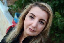 """صورة """" وطن برس """" تحاور الشاعرة السورية فاتنة داود:"""