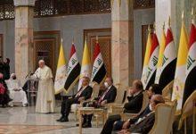 صورة زيارة البابا وفرصة العراق والمنطقة الأخيرة
