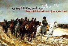 صورة محافظة أسيوط تحتفل بذكرى أنتصارها على القوات الفرنسية