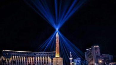 صورة مصر تبهر العالم بموكب المومياوات الفرعونية الذهبية