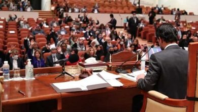 صورة البرلمان العراقي يقر قانون الموازنة العامة بعد أشهر من التعطيل