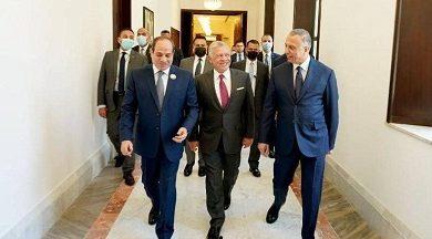 صورة قمة بغداد تمهد لعراق جديد.. برسالة ردع في مواجهة التحديات