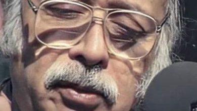 صورة وزير الثقافة  العراقي يتابع باهتمام بالغ الحالة الصحيةللشاعر الكبير مظفر النواب