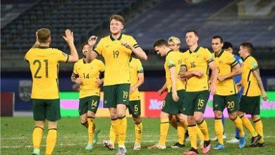 صورة أستراليا تفوز على تايوان بخماسية في تصفيات كأس العالم