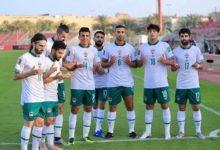 صورة منتخب العراق يتصدر المجموعة الثالثة أثر فوزه على كمبوديا