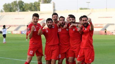 صورة منتخب سوريا يتأهل لأمم آسيا والمرحلة الحاسمة من تصفيات كأس العالم