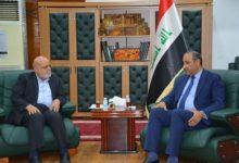 صورة العراق وايران يبحثان توقيع مذكرات تفاهم بشأن السياحة الدينية واقامة اسبوع ثقافي ايراني في بغداد